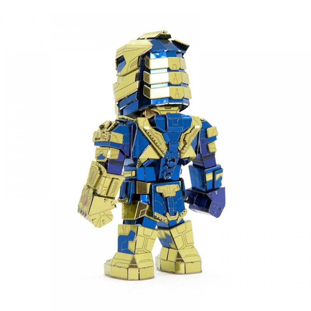 3D конструктор металлический Aipin Thanos