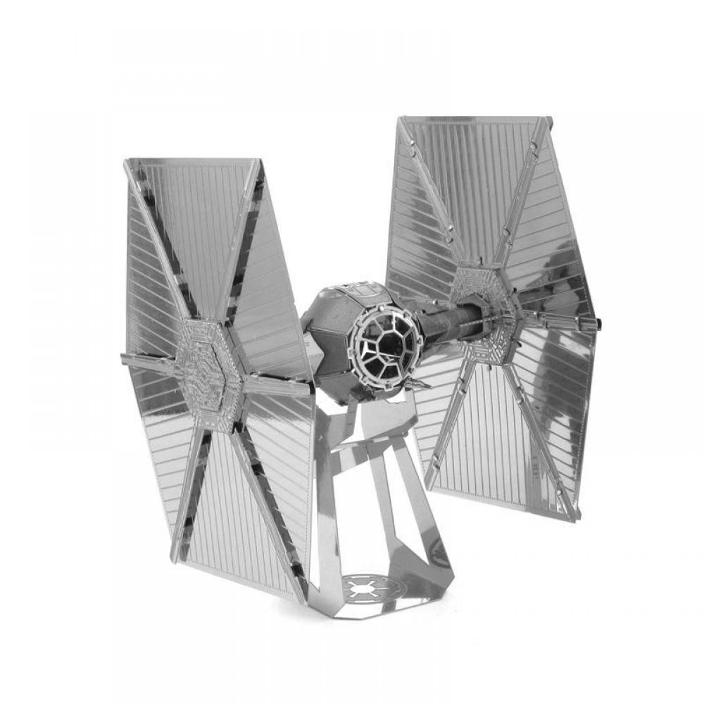 3D конструктор металлический Aipin Титановый Истребитель