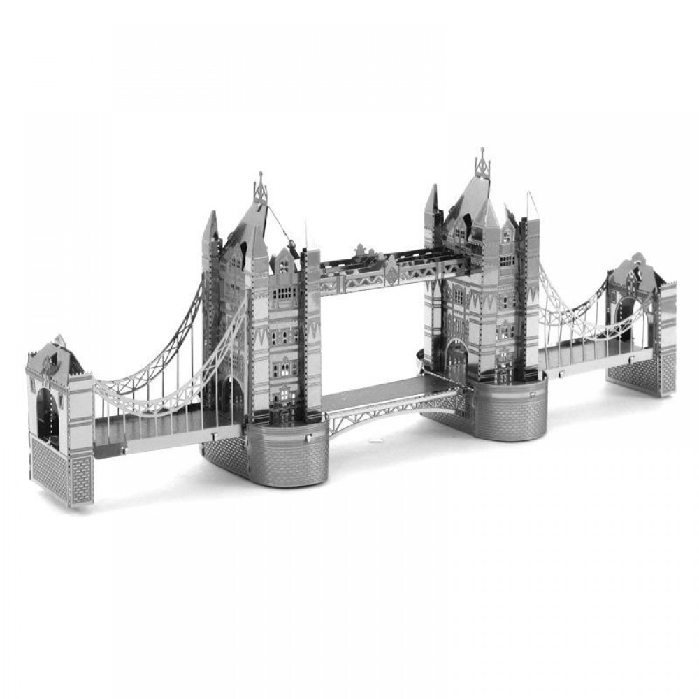 3D конструктор металлический Aipin Tower Bridge