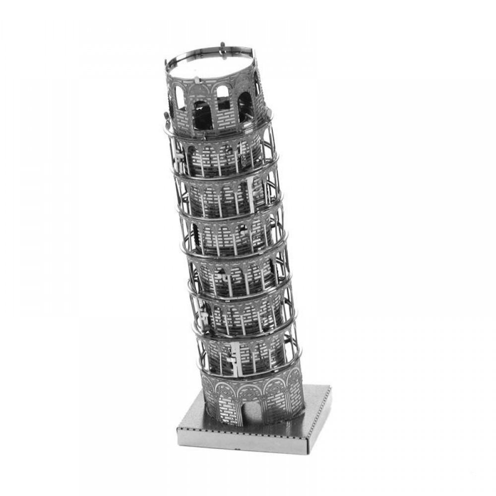 3D конструктор металлический Aipin Tower of Pisa