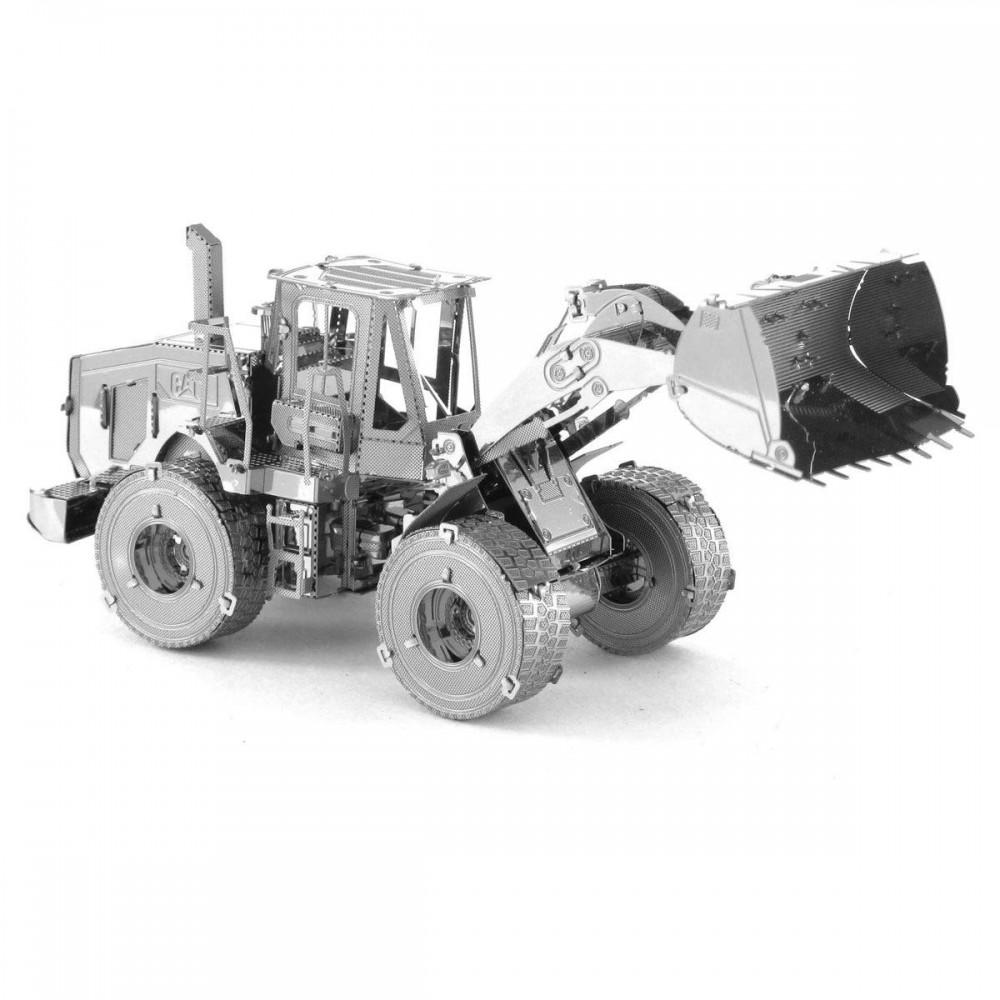 3D конструктор металлический Aipin Wheel Loader Cat
