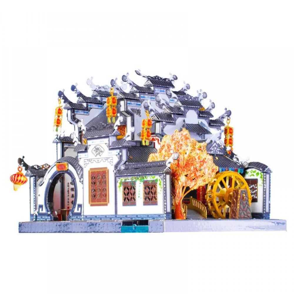 3D конструктор металлический Anhui Style Garden YM-NO092A