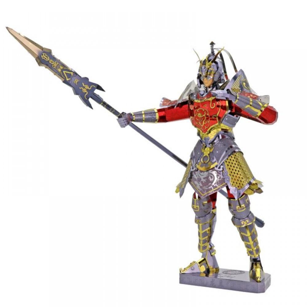 3D конструктор металлический Art Model Long Ju YM-L052-C