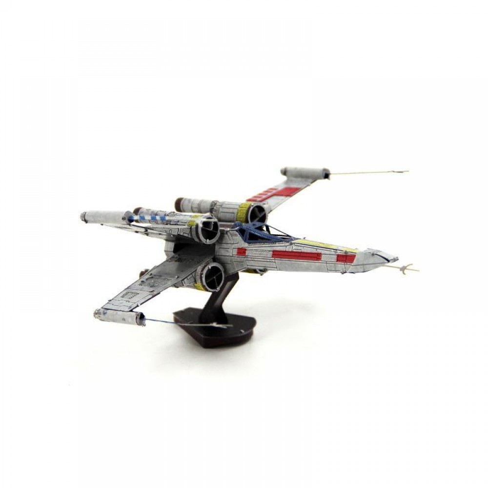 3D конструктор металлический Bandai Star Wars X-Wing Starfighter