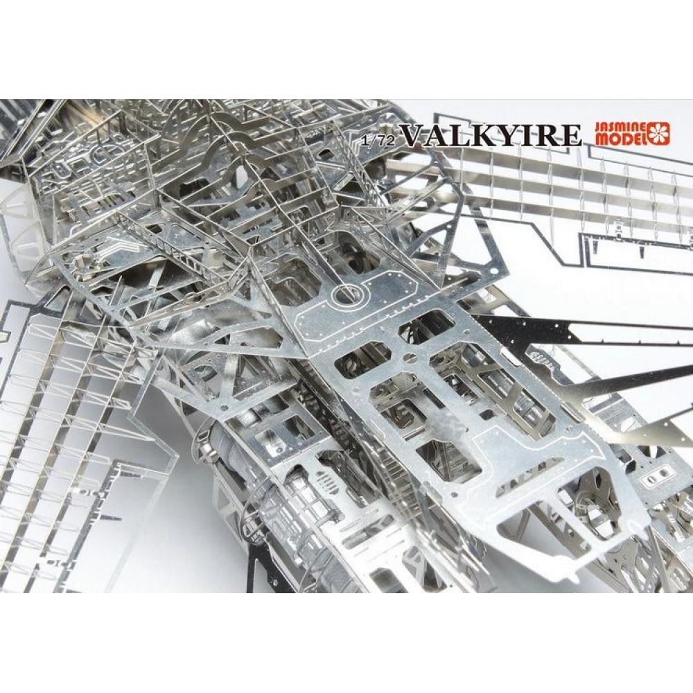 3D конструктор металлический Jasmine Model Valkyire