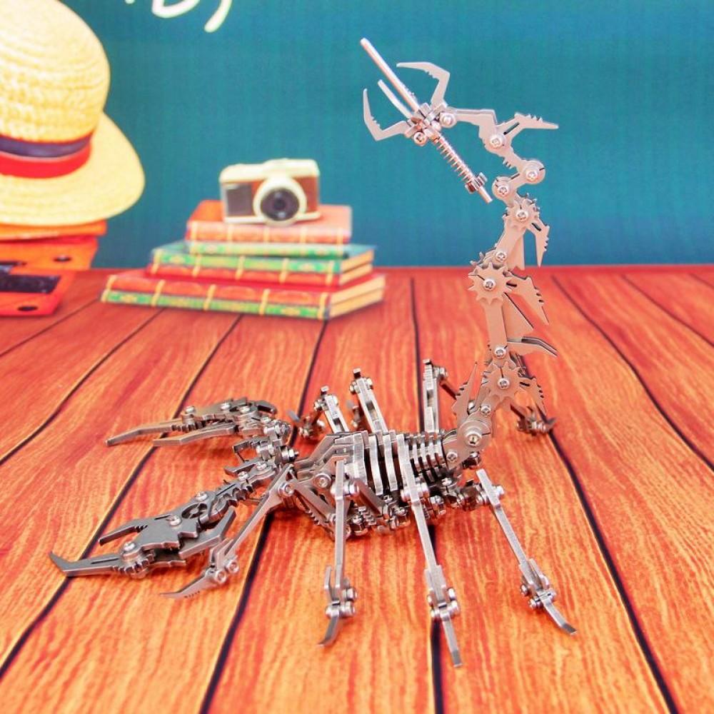 3D конструктор металлический Madsteel Scorpion