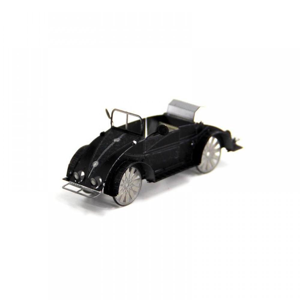 3D конструктор металлический MetalHead Beetle KM022