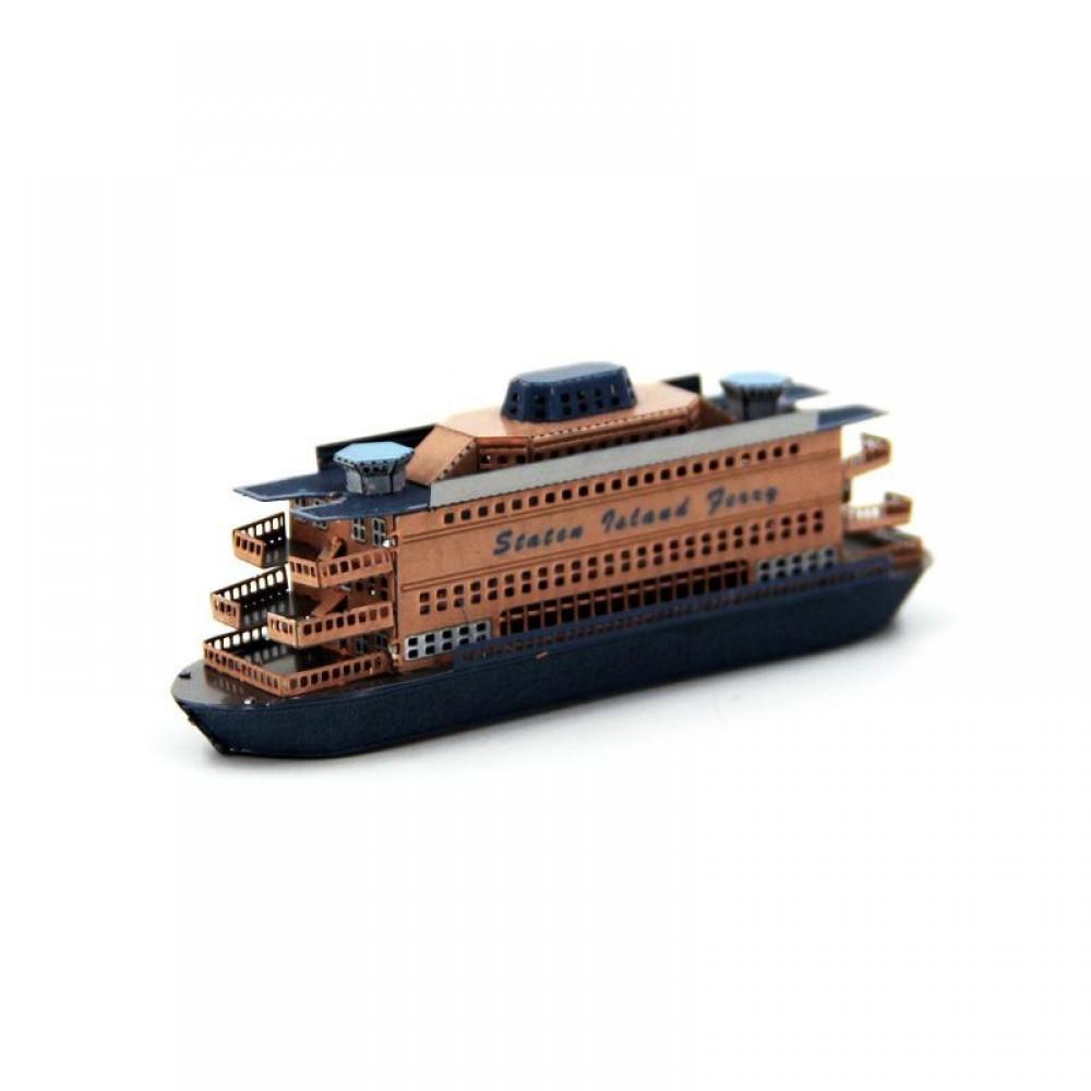3D конструктор металлический MetalHead Ferry KM055
