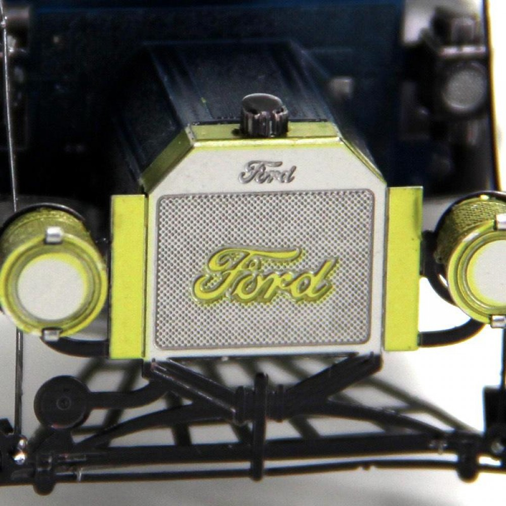 3D конструктор металлический MetalHead Ford Model T 1908 KM009