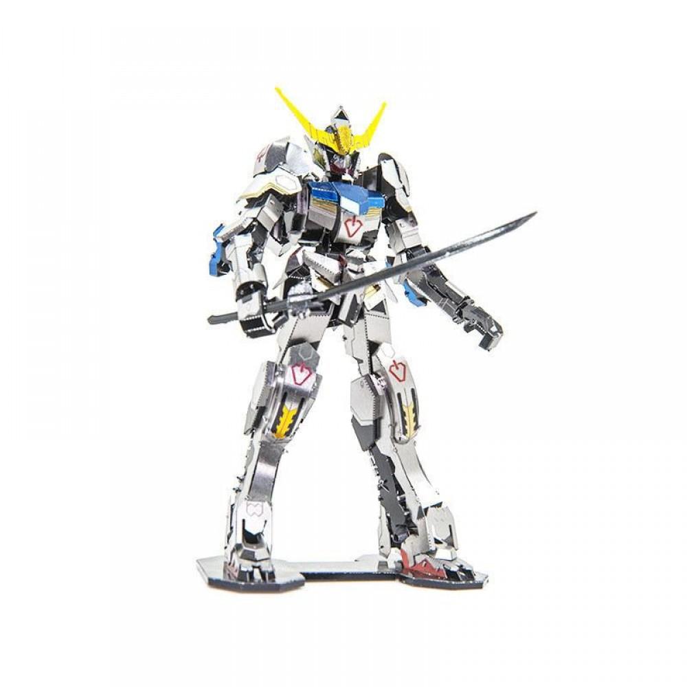 3D конструктор металлический MetalHead Iron Blooded Orphan Color Barbatos