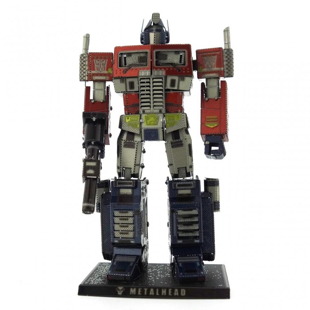 3D конструктор металлический MetalHead Optimus Prime KM085