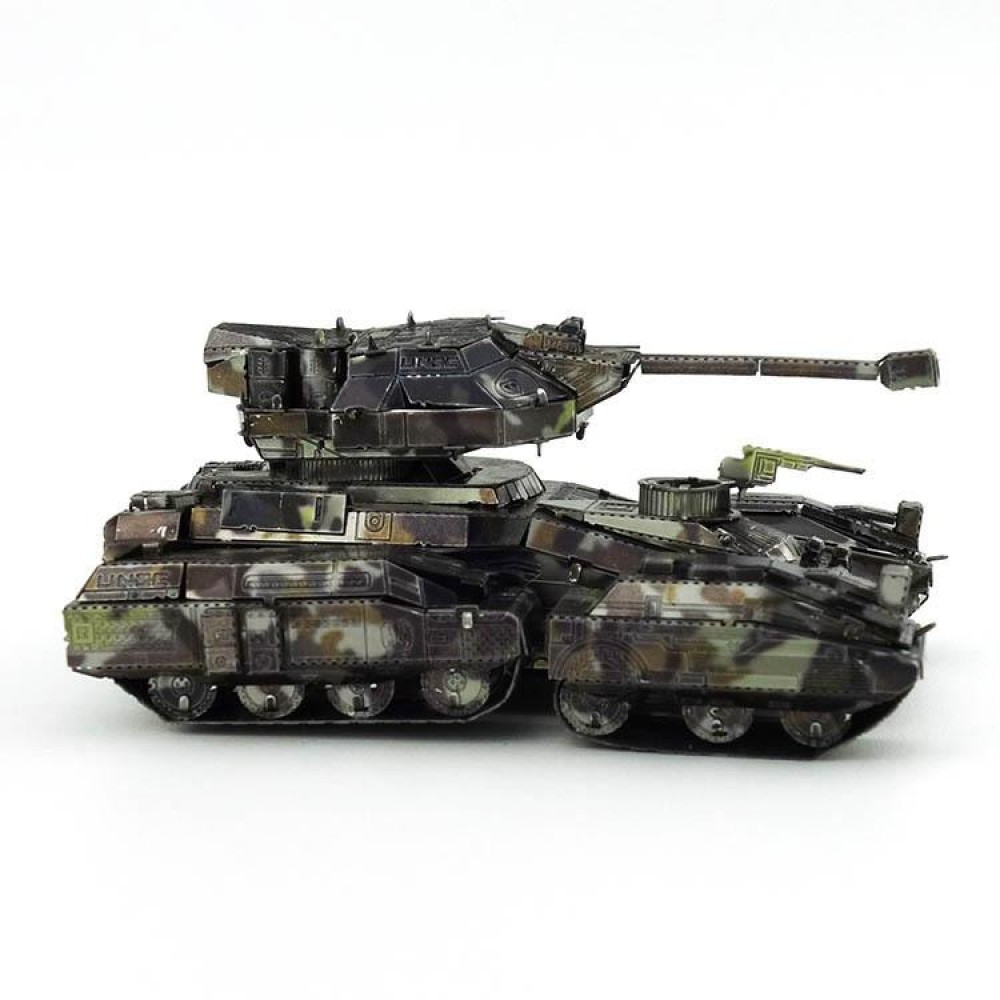 3D конструктор металлический MetalHead Scorpion Tank M808 KM134