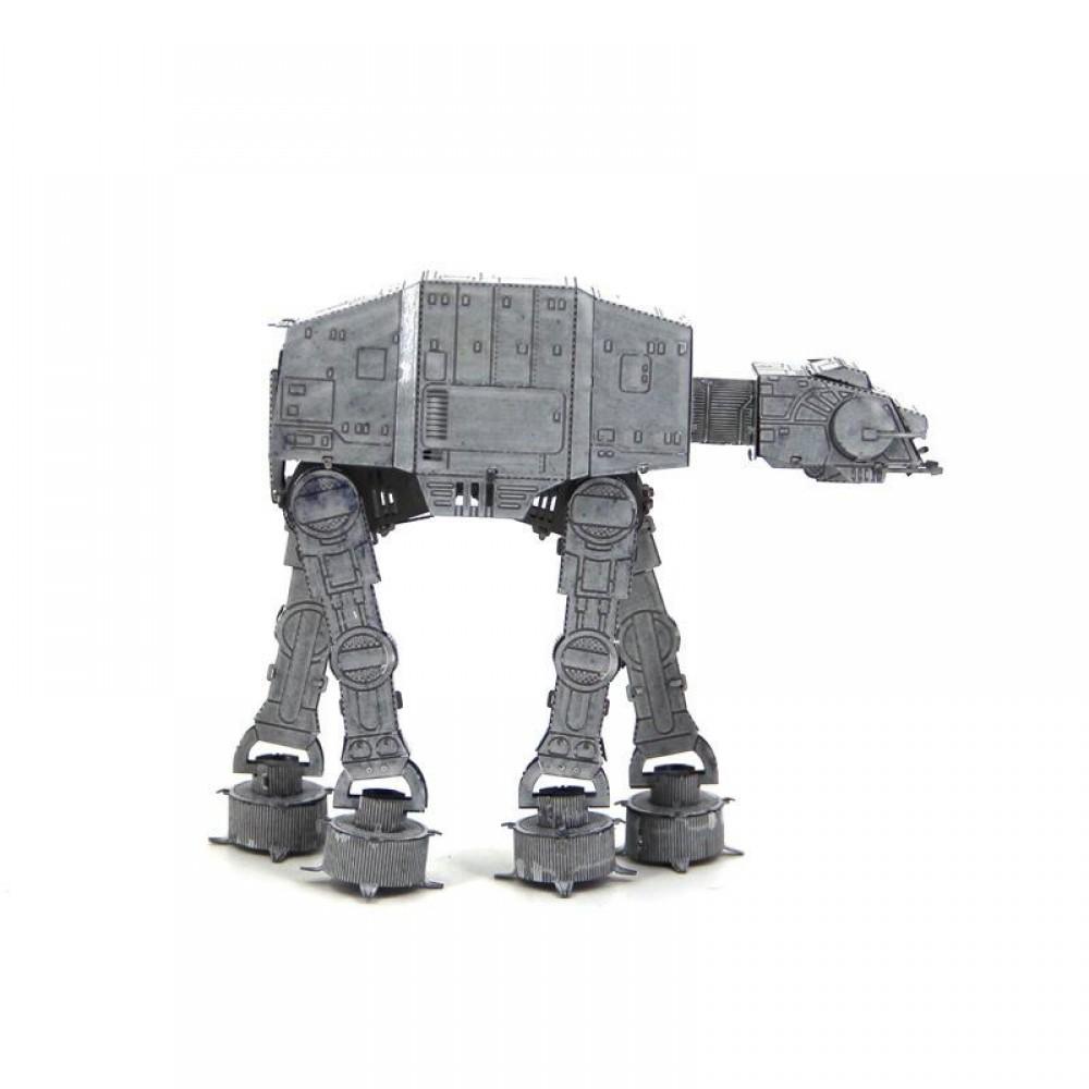 3D конструктор металлический MetalHead Star Wars AT-AT KM073