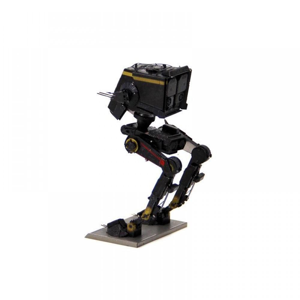 3D конструктор металлический MetalHead Star Wars AT-ST KM099