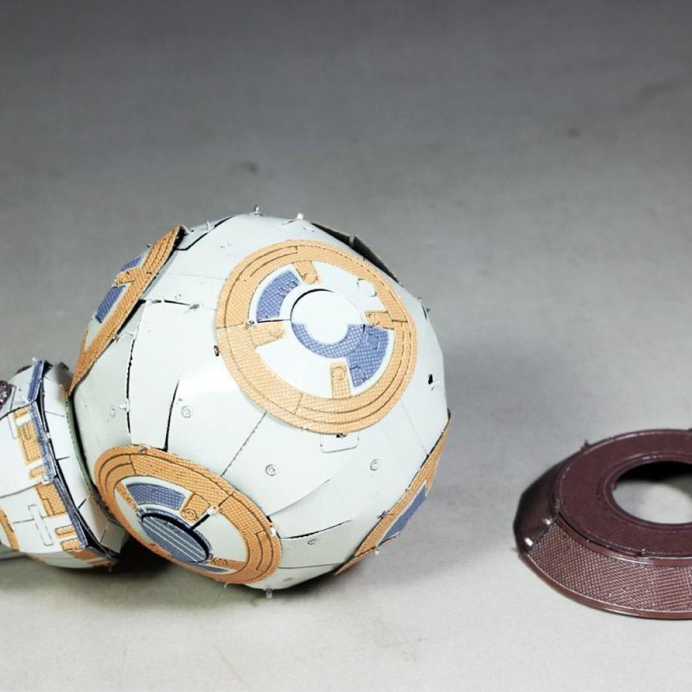 3D конструктор металлический MetalHead Star Wars BB-8 KM139