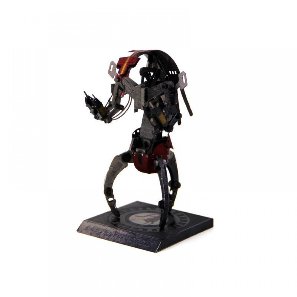 3D конструктор металлический MetalHead Star Wars Destroyer Droid KM081