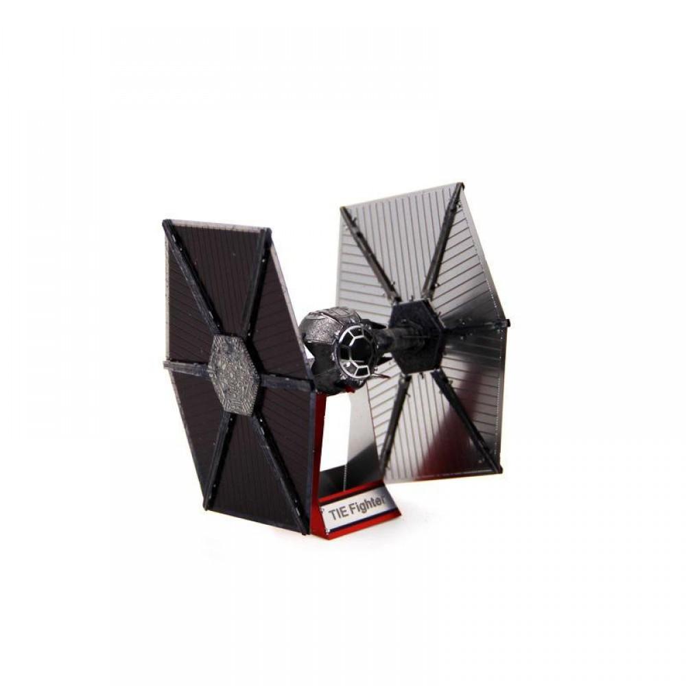 3D конструктор металлический MetalHead Star Wars Force Awakens Special Forces TIE Fighter KM078