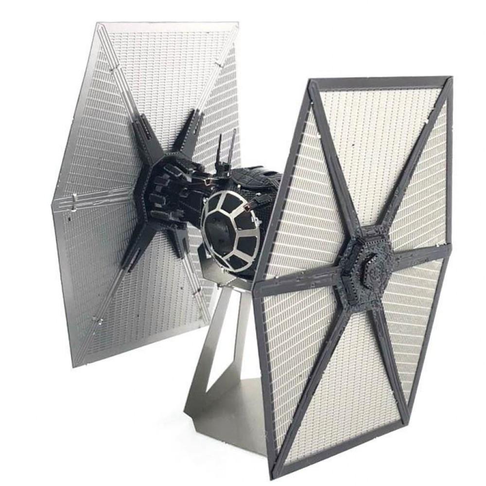 3D конструктор металлический MetalHead Star Wars Forces Awakens Special Forces TIE Fighter