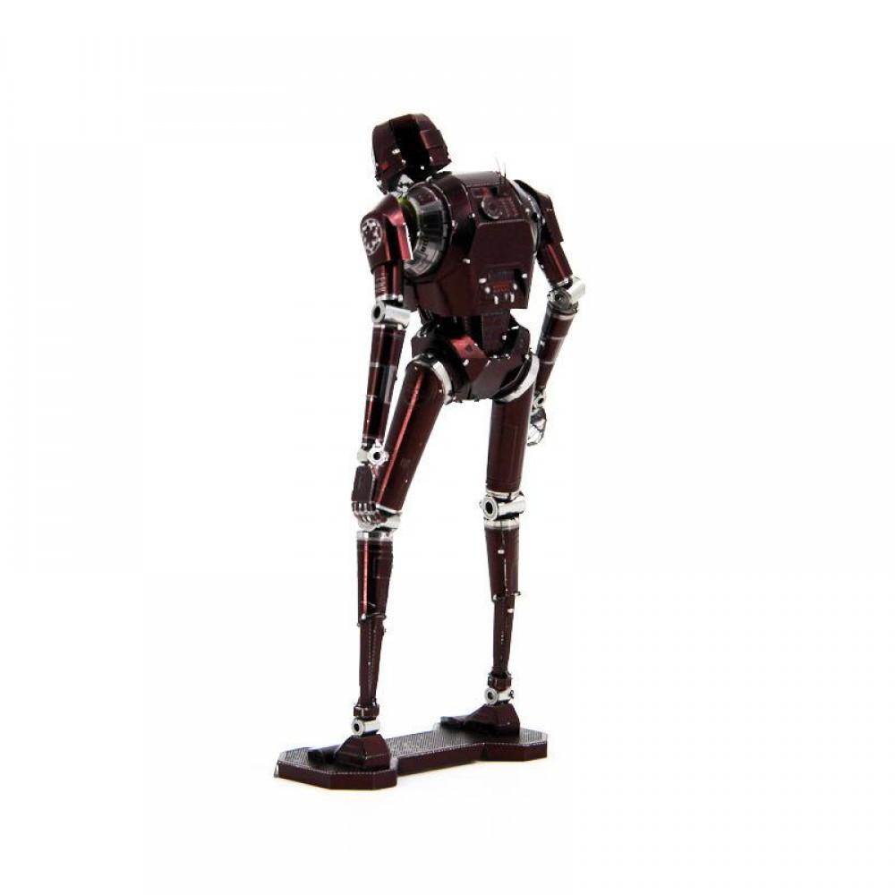 3D конструктор металлический MetalHead Star Wars Rogue One K-2SO KM157