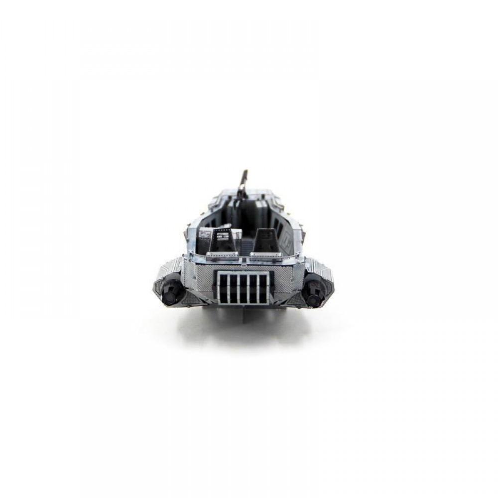 3D конструктор металлический MetalHead Star Wars Snowmobile KM102