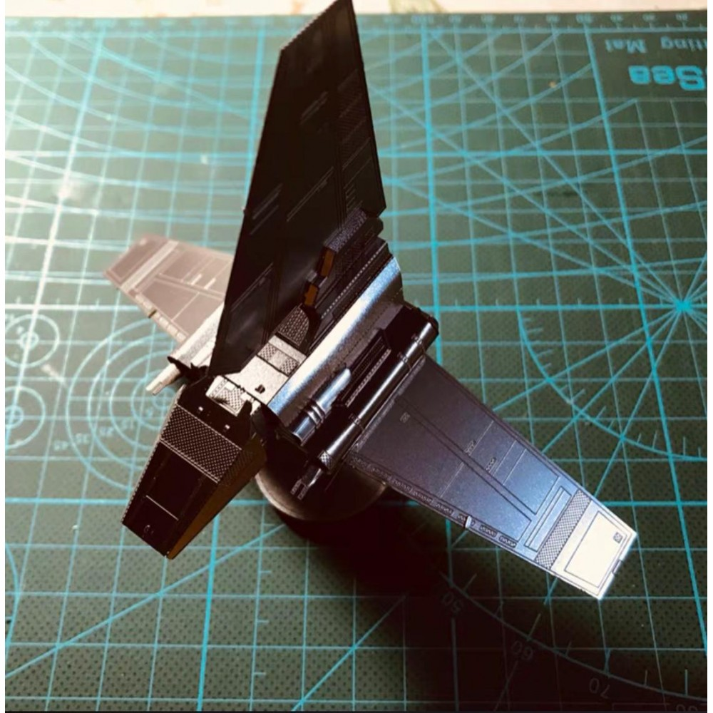 3D конструктор металлический Aipin Star Wars  Imperial Shuttle