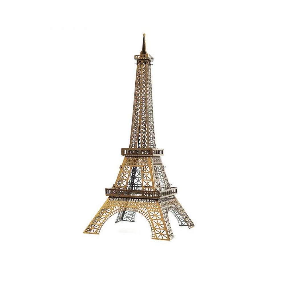 3D конструктор металлический MetalHead The Eiffel Tower KM015