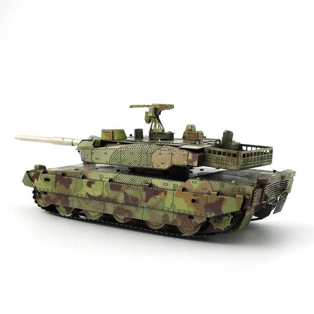 3D конструктор металлический MetalHead TK-X 10 Tank KM149
