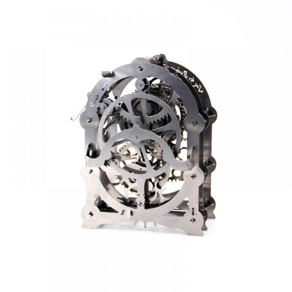 3D конструктор металлический Mysterious Timer 2