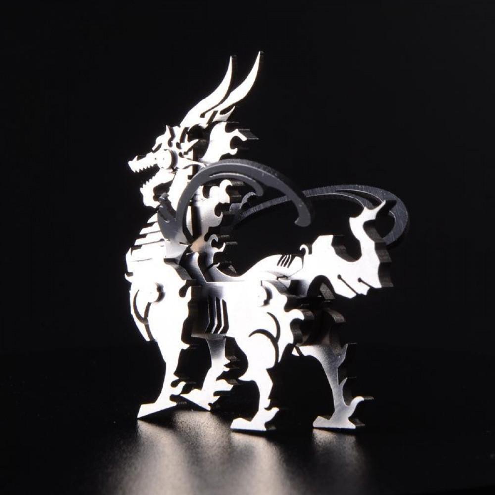 3D конструктор металлический The Beast