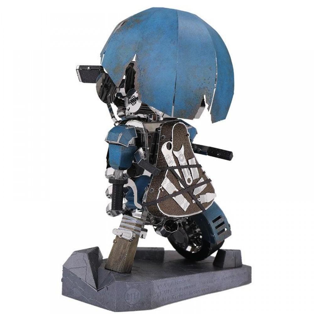 3D конструктор металлический Transformers 5 HP