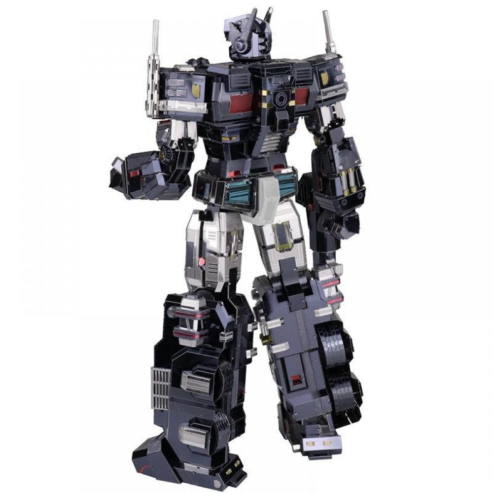 3D конструктор металлический Transformers Diablo YM-L035-II-C