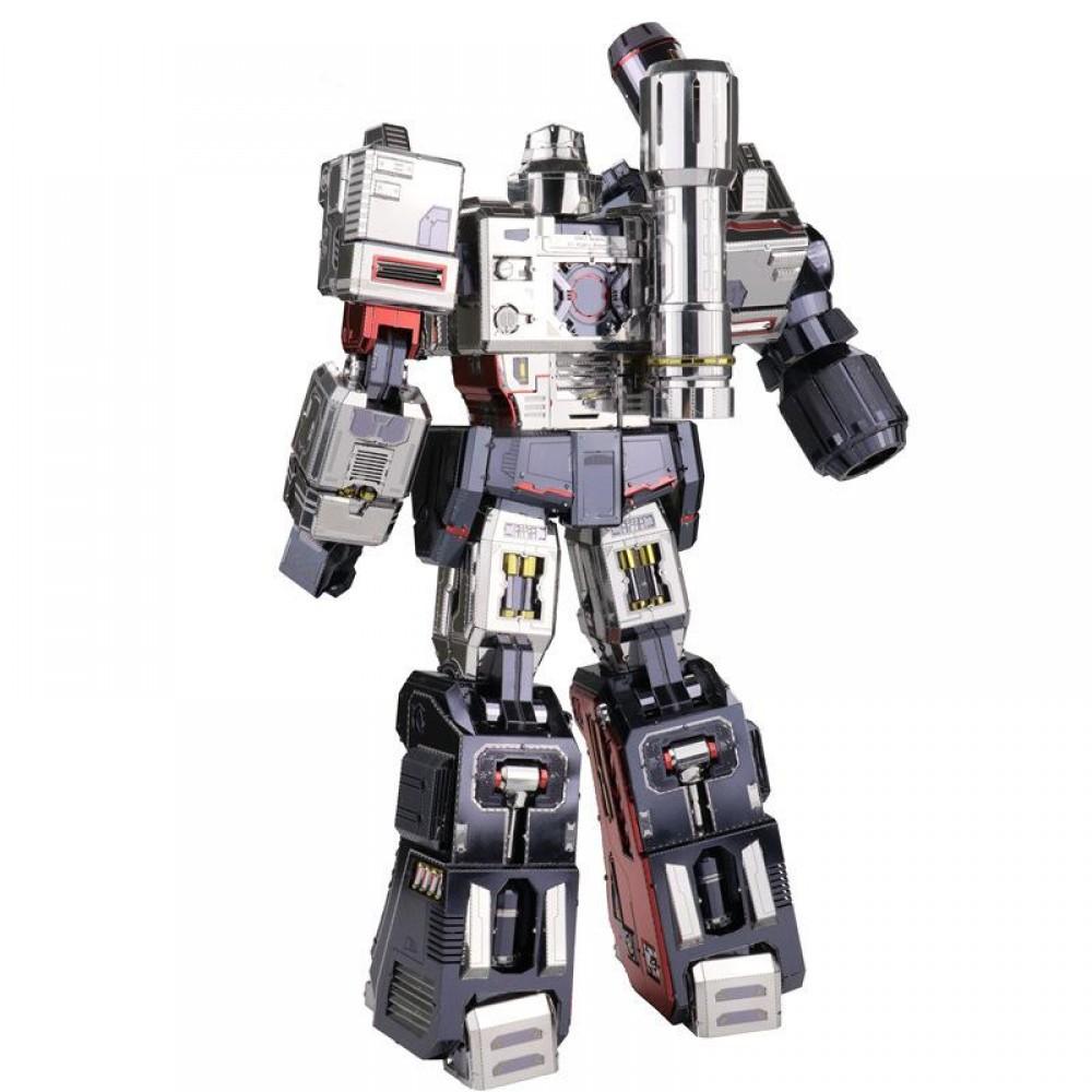 3D конструктор металлический Transformers G1 Megatron YM-L055-C