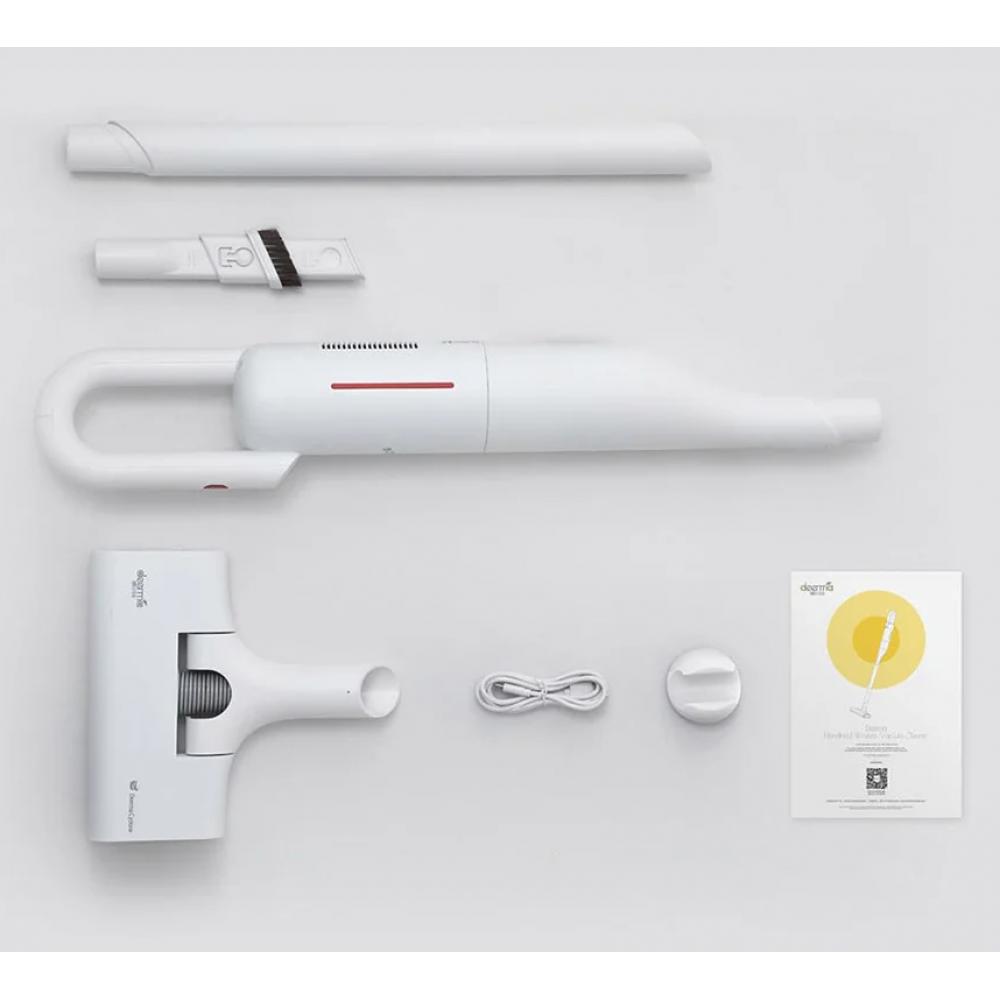 Беспроводной пылесос Xiaomi Deerma Handheld Cordless Vacuum Cleaner (VC01)