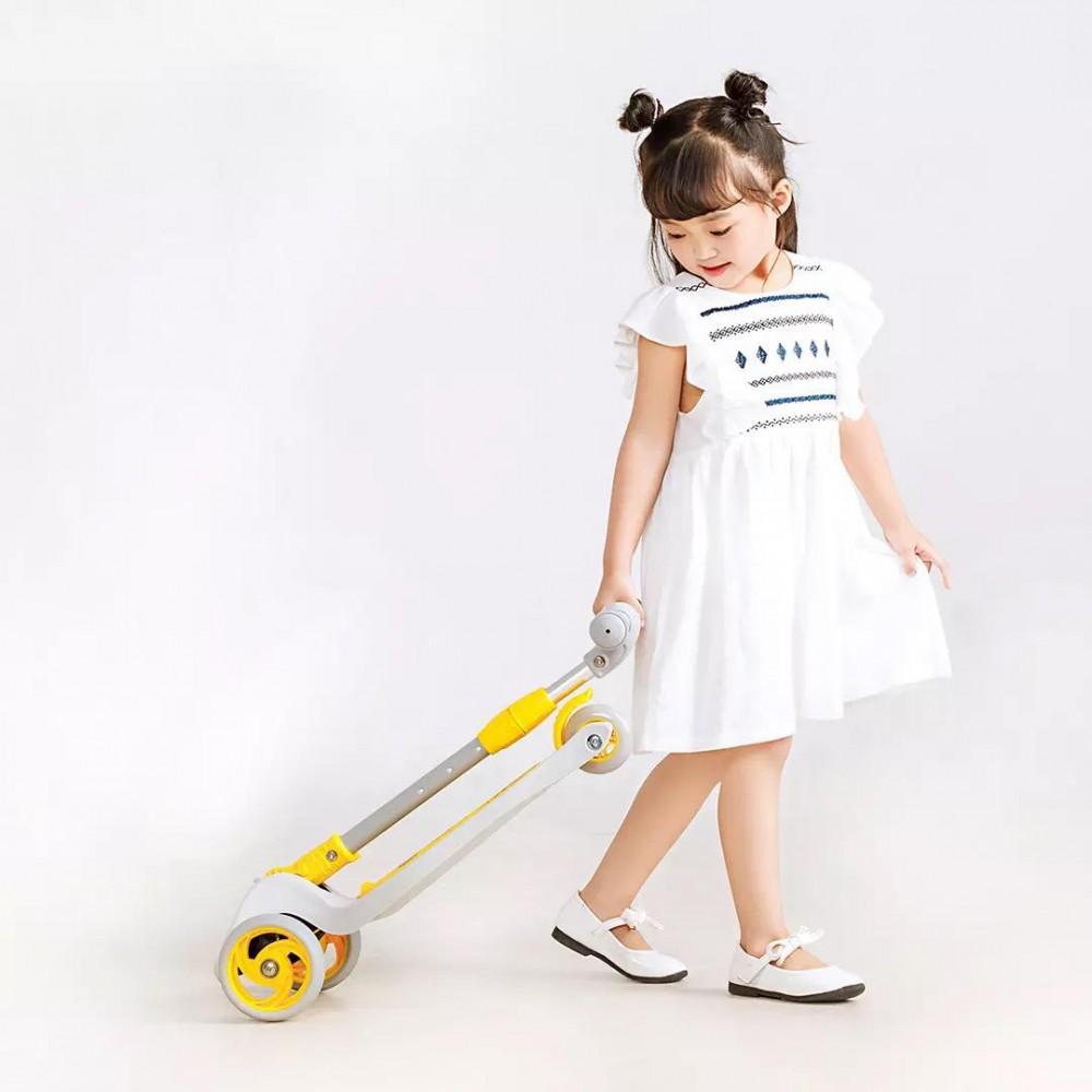 Детский самокат Xiaomi 700kids Fun Cute Children Scooter OD1