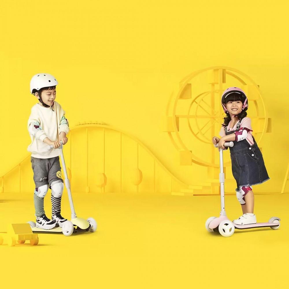 Детский самокат Xiaomi Rice Rabbit Scooter (HBC01YM)