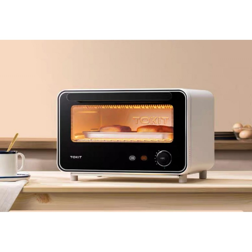 Электрическая мини-печь с инфракрасным нагревом Xiaomi TOKIT Mini Smart Electric Oven White (TDKXX01ACM)