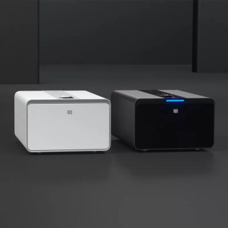 Электронный биометрический мини-сейф Xiaomi Qin Multifunctional Identification Private Box (PB-FV01) Grey