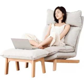 Комплект кресло-реклайнер и подставка для ног Xiaomi 8H Freely Adjustable Lounge Sofa And Footstool (ST1+ST1-1)