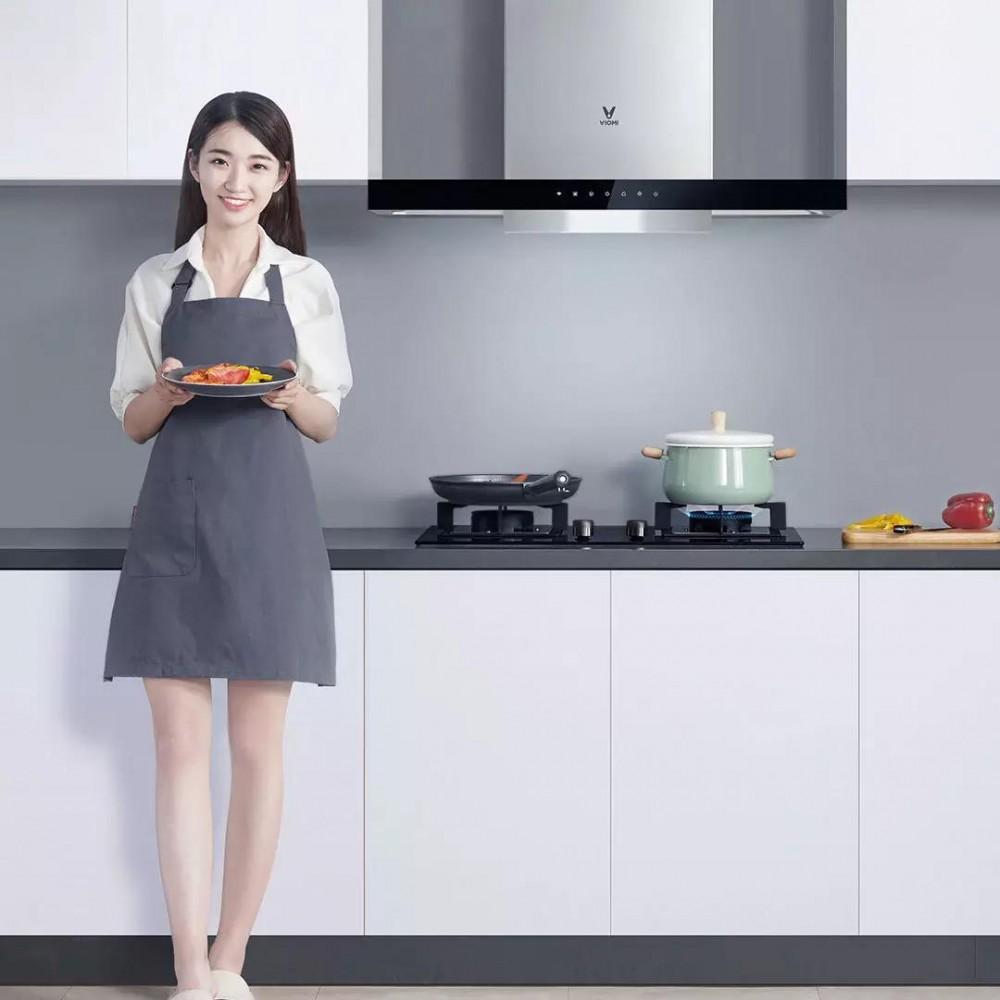 Комплект умной вытяжки и газовой плиты Xiaomi Viomi Smart T-Shaped