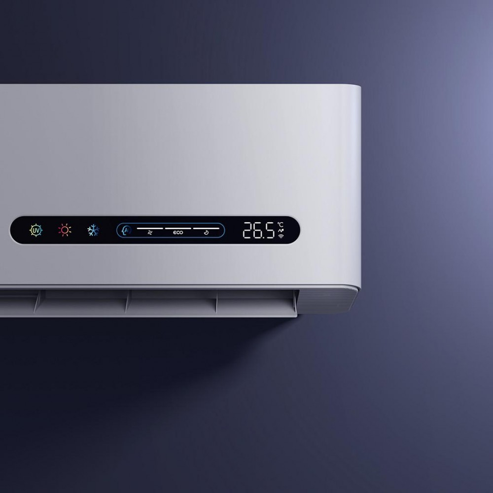 Кондиционер Xiaomi Viomi Air Conditioner Yunmi Navi2 (KFRd-26GW/Y3UM5-A1)