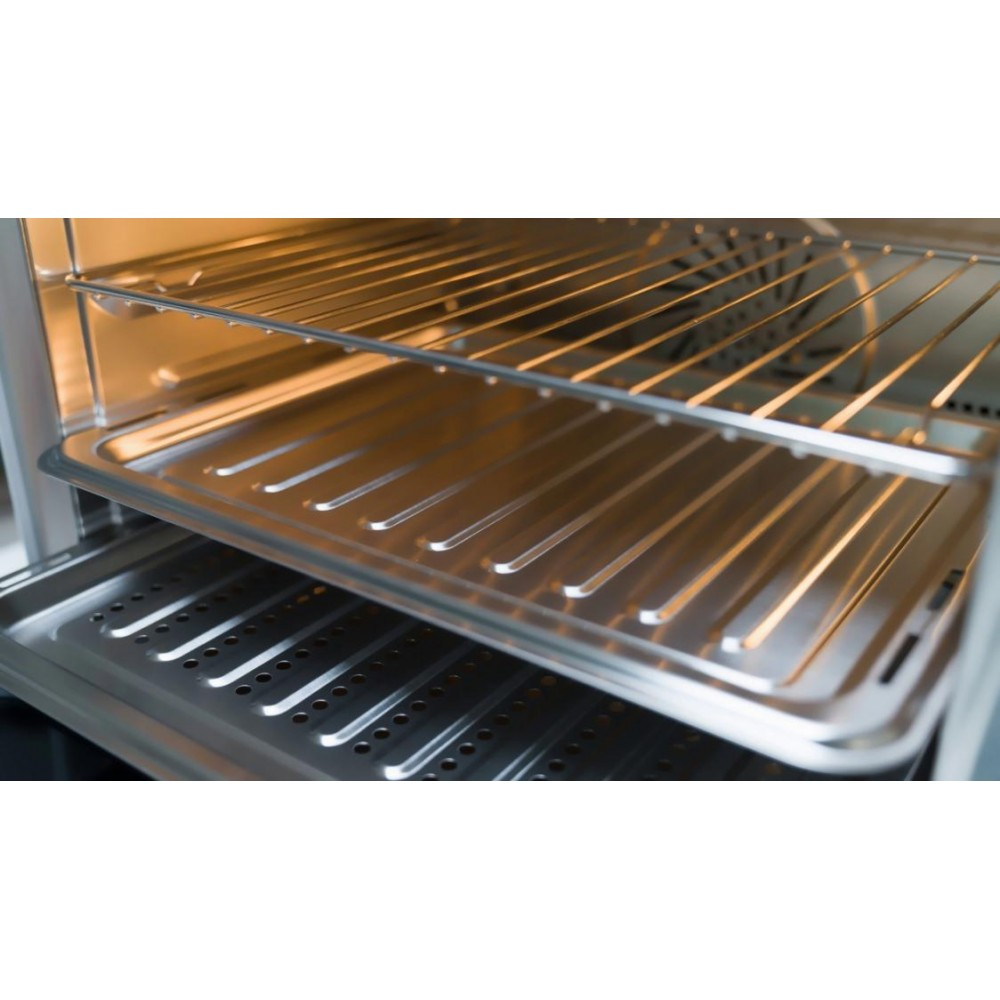 Конвекционная печь с трехмерным нагревом Xiaomi Mijia Smart Steaming Oven White 30L (MZKD01ACM-MZ01)