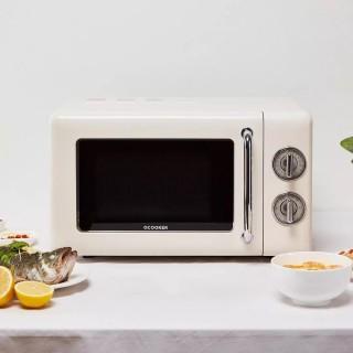 Микроволновка Qcooker CR-WB01B Retro Microwave 20L