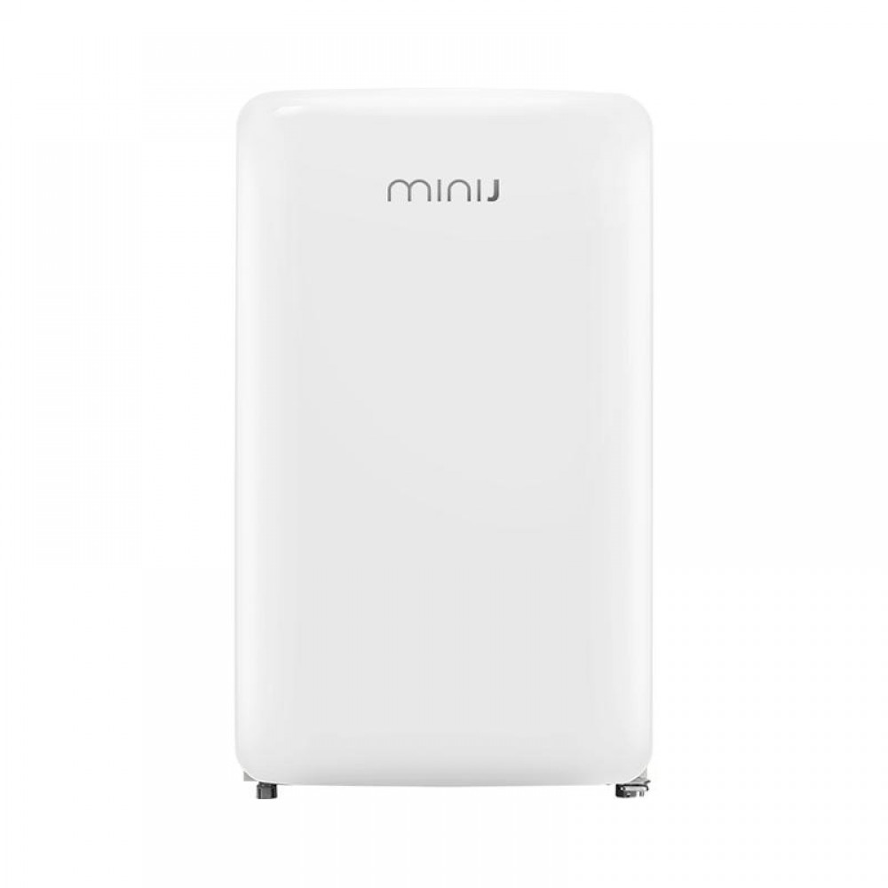 Мини-холодильник Xiaomi Xiaoji Mini Retro Refrigerator Light Series