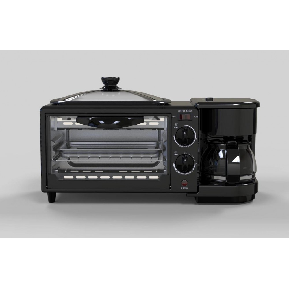 Многофункциональная машина для завтраков 3в1 KZC-9L