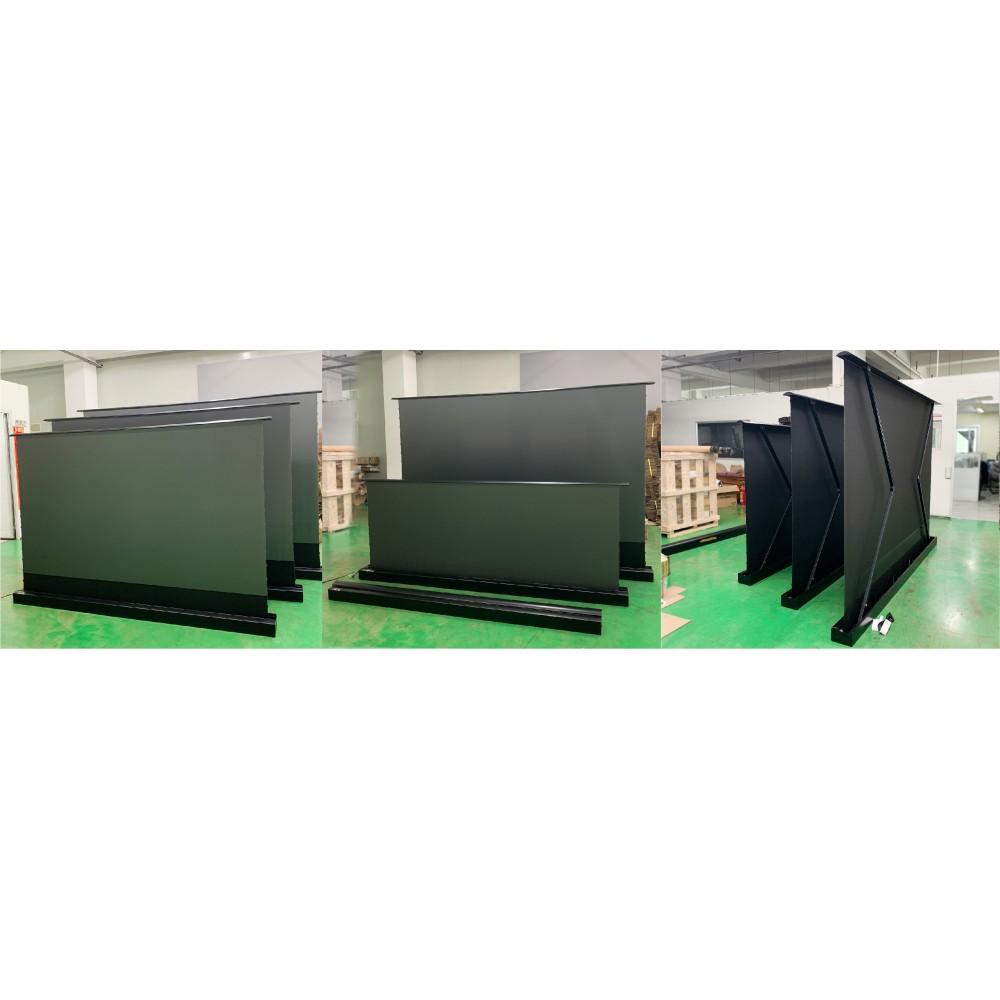 Напольный экран для лазерного проектора Vividstorm S Pro 92 дюйма c электроприводом