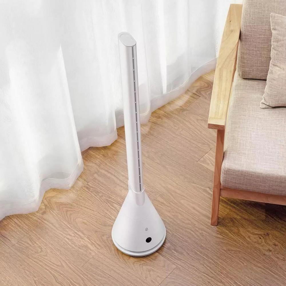 Напольный проводной безлопастной вентилятор Xiaomi Lexiu Intelligent Leafless Fan (SS4)
