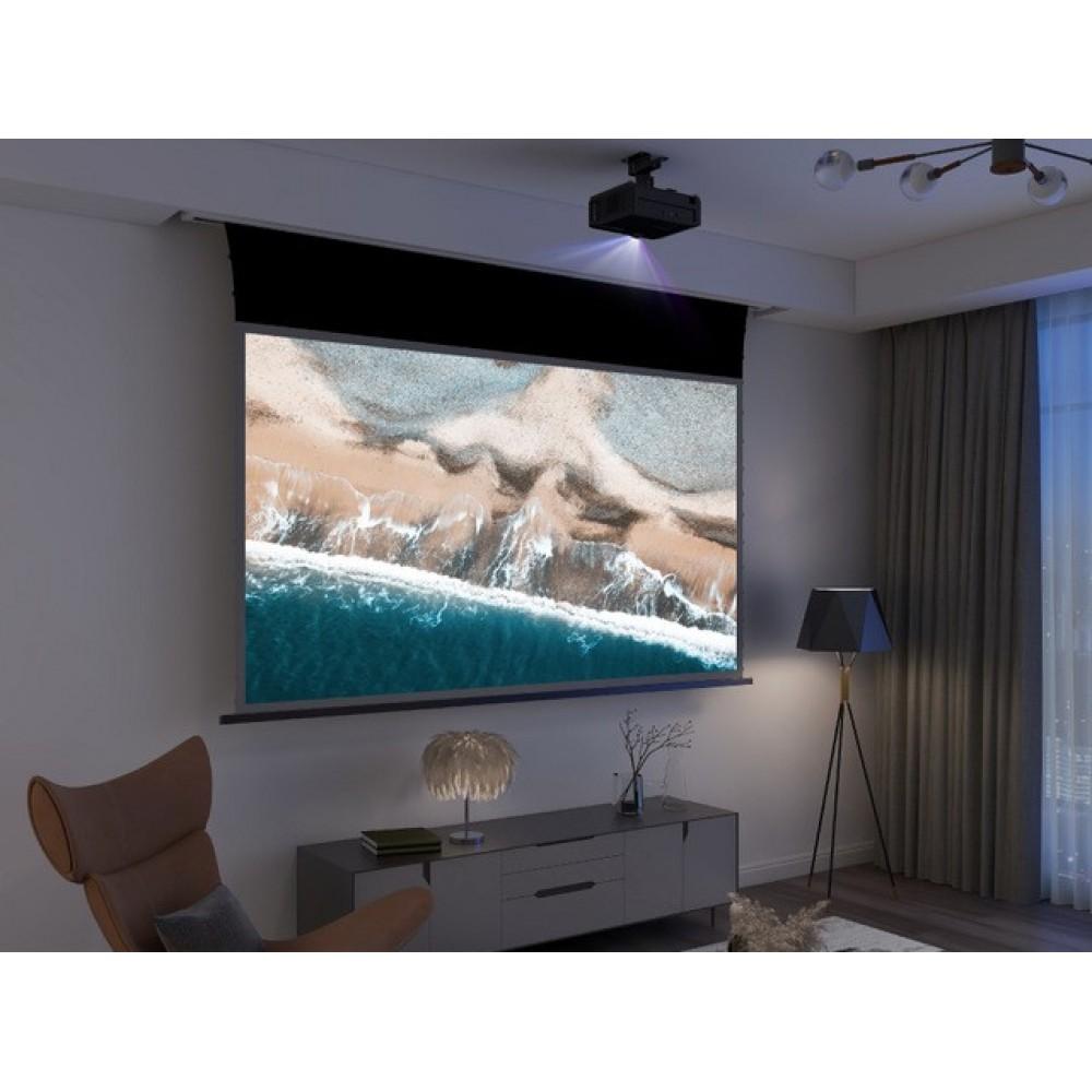 Настенно-потолочный экран для лазерного проектора Vividstorm Pro 84 дюйма