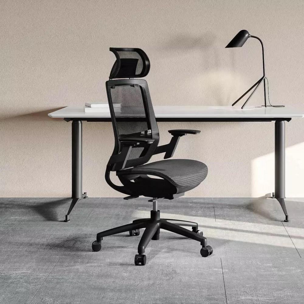 Ортопедическое офисное кресло Xiaomi Youran No.1 Ergonomic Chair 8H Excellent