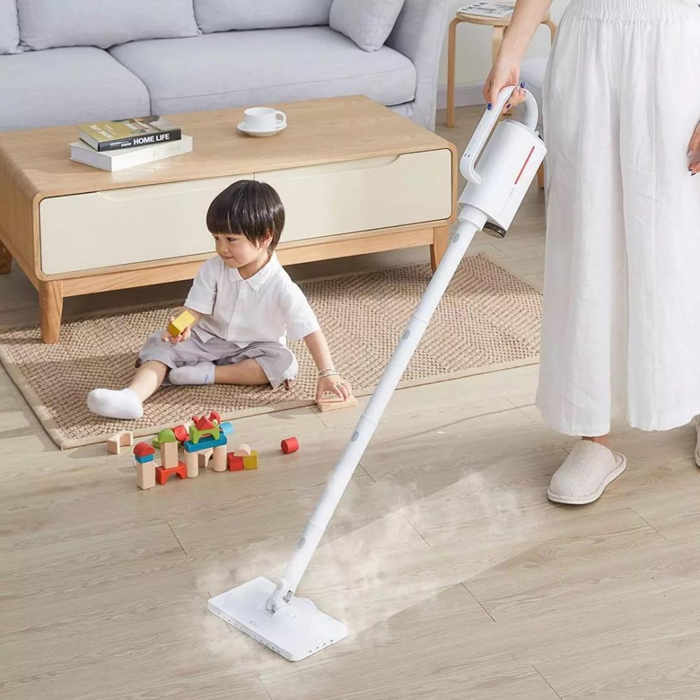 Паровая швабра Xiaomi Deerma Steam Cleaner DEM-ZQ610 White (CN)