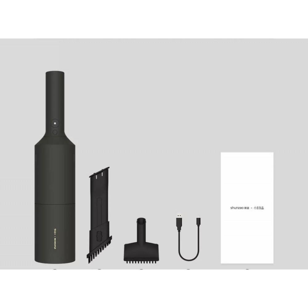 Ручной беспроводной пылесос Xiaomi Shunzao Handheld Vacuum Cleaner Z1